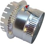 A3610 Joval Ductboard 10 Pre-fabricated Metal Start Collar CAT342J,705261329500,JSC10,JOVP3610,A1606,DDBSC10,261F10,705261383306