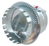 D3606 Joval Ductboard 6 Pre-fabricated Metal Damper Start Collar CAT342J,705261330308,SCD6,JSCD6,DBCDJ,JSCDB6,DB6,A1652,DDBSC6D