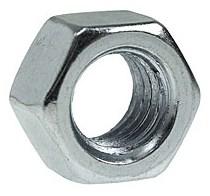 Hn38 Zinc Plated 3/8-16 Tpi Hex Nut CAT763,HN38,17045,
