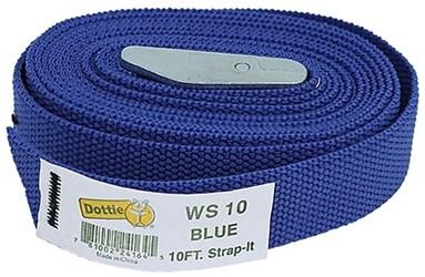 Straptiedown Nylon Ratchet Typer Tie-down Strap Ws10 6 CATMISC,