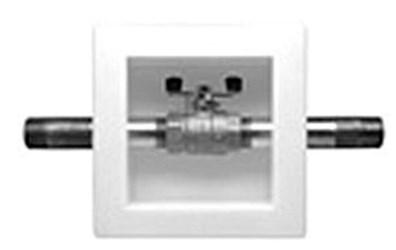 Ob-1200 Outlet Box Deep Utility Without Valves Unassembled CAT306LSP,OB-1200,671436228452,042867212035