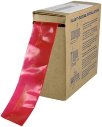 P-3049 Lsp Specialty Products 27ml 1 X 50 Red Pipe Sleeve CAT460P,P3049,P-3049,RS1,671436215155
