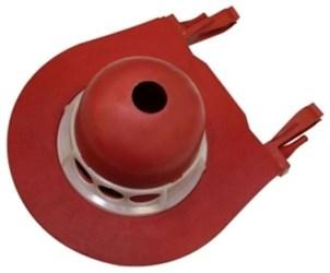3060bp Korky 3 Rubber Red Toilet Flapper CAT201,MFGR VENDOR: KORKY,PRCH VENDOR: 159820,3060BP,3060,049057103500,10049057,