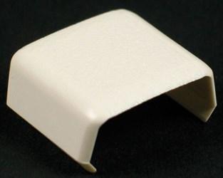 406 Nonmetallic Cover Clip Ivory CAT733,406,78677605099,