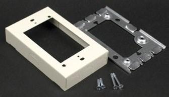 V5751 Wiremold 1 Gang Flush Extension Adapter (b3451 T&b) CAT733,I5751,