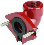 G90 1-1/4 Grinder Pump 90 Elbow CATLIB,G90,671812113921