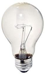 60acl Light Bulb Depot A19 Incandescent Clear Light Bulb CAT720,D60ACL,NO60C130,60W,A19,CLEAR,I60L,A1960,410498,60WCL,D60ACL,