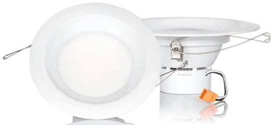 Lu F9901-30-1 D-w-o Sunset Lighting White Recess CATO764,F9901-30,098198772592,LUMINANCE GREEN,green,EnergyStar,LEDTRIM6,F990130,LUMF990130,F9901,SHLLUF9901301,F9901301,098197878021,