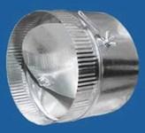 300d14 M&m 14 Steel Inline Damper