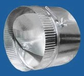 300d7 M&m 7 Steel Inline Damper CAT342M,34205761,300,300D,300D7,34205761,845927009596