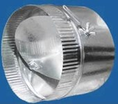 300delv38212 M&m 12 Steel Inline Damper CAT342M,300DELV38212,300DELV38212,300D1238,845927044351
