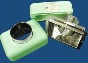 602r6844 Ductite 8 X 4 X 4 Steel Register Box CAT342M,845927023783,602R6844,602R6,34291255,DB844DT