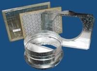 Mh-ack14 M&m Steel Duct Kit CAT342M,MH-ACK14,MHDK14,14AC,MHDK14,MHACK14,34207020,34290515,845927007165