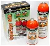 Qt1100 Qwik System Flush Cleaner 2 Lb Aerosol Can CAT817,QT1100,QT-1100,FLUSH,QSF,QUICK FLUSH,FREON FLUSH,HWF,NCF,RFK,TSO25,MSP,711582011000,