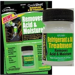 Qt2501 Qwikshot Cleaner 0.5 Fl Oz Liquid CAT817,QT2501,MSP,