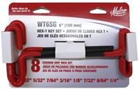 Wt6sg Malco 6 Alloy Steel T Key CAT375,WT6S,68604650798,WT6SG,68604653078