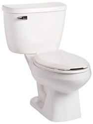 123010000 Mansfield Quantum 12 In Rough-in 1.6 Gpf Left Hand Trip Lever White Toilet Tank Only CATMAN,123010000,046587048110,123WH,123,28380,28-380