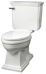 314710007 Mansfield Brentwood 12 In Rough-in 1.6 Gpf Left Hand Trip Lever White Toilet Tank Only CATMAN,314710007,314710007,046587184900