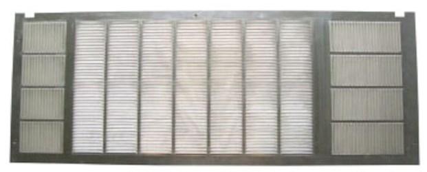 7602-501 Ext Grill Stamp Alum (sgk01b) CAT317PT,SGK01B,105540001,SGK01B,PTG,31750005,PTG,GRILL,PTAC,HCSGK01B,