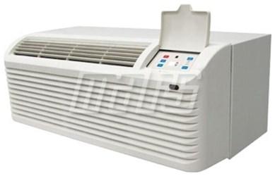 Pthp12a130ab Comfort-aire 1 Ton 10.7 Eer 208/230/1 Ph 3 Kw Electric Heat Heat Pump CAT317PT,PTHP12A130A,PTHP,green,EnergyStar,