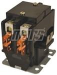 17327 Jard 2 Pole 30 Amps Inductive 40 Amps Resistive 240 Volts Ac At 50/60 Hertz Coil Contactor CAT385,17327,2P,30A,240V,685744173274
