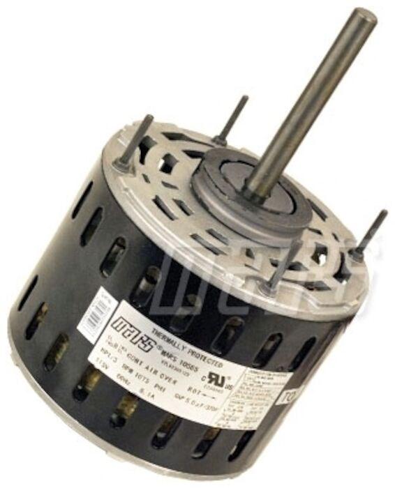 mars motors & armatures, inc. - mars 3/4 to 1/2 hp 460 volts 1 ph 1075 rpm  blower motor  coburn supply company