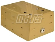 70223 Mars 5.625 X 3.625 X 8.063 Cold Rolled Steel Plate Thermostat Guard CAT385,BEL70223,999000044387,LSG,685744702238