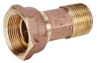 433t07lf Matco-norca 1-1/2 X 2 Brass Meter Coupling W/ Gasket CAT618,433T07LF,433T07LF,433T07,082647099098