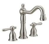 Cr900bnjp D-w-o Matco-norca Crescendo Brushed Nickel Ada 2 Handle Tub Faucet Trim Kit