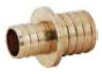 1 In X 3/4 In Brass Couplings Pex Barb X Pex Barb Lead Free CAT470M,PXCPR0504LF,082647162464,QCGF,QRCGF,