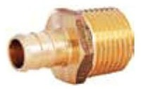 Pxma0403lf 3/4 Lf Pex Barb X 1/2 Ip Male Adapter CAT470M,PXMA0403LF,082647162839,QMAFD,