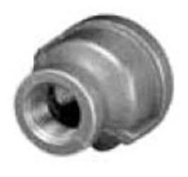 1-1/2 X 1/2 Black Malleable Iron Reducer Coupling CAT442,00505966,BRJD,084832807648,01337,45142,6340284,65447,521373HC,BM0800,BR11212,082647061903,032888362574