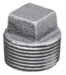 1 Black Malleable Square Head Plug CAT442,00517318,BGG,BPLUGG,45112,6460206,521805HC,ZMBPL05,10082647063471,10082647063478,BM1070,BG1,BP1,082647063471