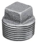 1-1/4 Black Malleable Square Head Plug CAT442,00517326,BGH,BPLUGH,45113,6460207,521806HC,ZMBPL06,BM1075,BG114,BP114,FMBP12,FMB,082647063488,032888362796