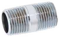 4xclose Galvanized Steel Sch 40 Nipple Male Threadedxmale Threaded CAT443,00442665,GNNCL,084832839014,GN-64CL,GNNC,44788,7301301,GN1145,4XCLOSEX,NSG40CL,NSG,082647113657,