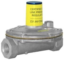 325-5l Maxitrol 3/4 Ventless Gas Meter & Regulator CAT404,