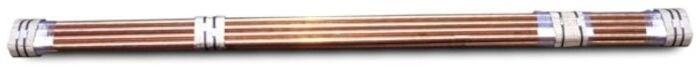 """1"""" Brass Pipe CAT452,BRPIPEG,BRPG,"""
