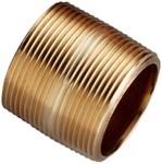 1/4 X Close Lf Brass Nipple CAT443BR,BRNBCL,084832822634,B-4CL,10668321000726,BRNBC,P11204,461-001,10671404007116,082647045651,717510210002