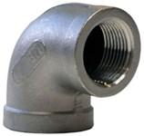 1 304 Stainless Steel 90 Elbow Fipxfip CAT448,06960588,671404094201