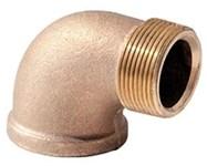 1 In Brass 90 Street Elbows Female Threaded X Male Threaded Lead Free CAT452,671404119881,BRSTLG,BRLFSTLG,X10316,XNL10316,BRSTLG,717510742718,717510383751