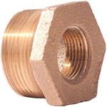 1 In X 1/2 In Brass Bushing Male Threaded X Female Threaded Lead Free CAT452,XNL114-1608,XNL114-1608,671404123055,BRBGD,BRLFBGD,B74212LF,B74212LF,717510155679,B74212,JONB74212LF,X1141608,XNL1141608,X114-1608,717510155686
