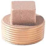 1 In Brass Plugs Male Threaded Lead Free CAT452,XNL117-16,671404120030,BRPLUGG,BRGG,B74286LF,B74286LF,717510155815,JONB74286LF,X11716,XNL11716,X117-16,717510155808
