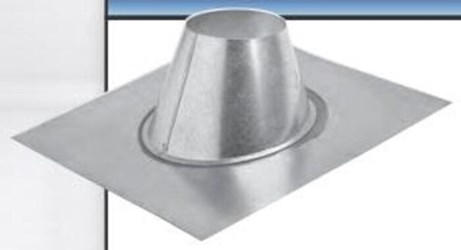 3mf Metal-fab 2/12 To 5/12 Pitch 3 0.018 Thk G90 Galvanized Steel Roof Flashing CAT340MF,622417100618