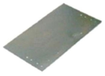 5916np8ht 5 X 9 16ga Nail Plate 8 Hole Top Punch CAT345,5916NP8HT,PRCH VENDOR: 1,