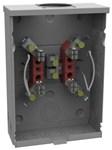 U8435-rl-tg Milbank 1 Ph 125 Amps Underground/overhead Meter Socket CAT751MB,U8435RLTG,125MP,125O,MP125,78457214224