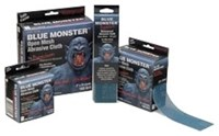 70154 Blue Monster 2 X 10 Mesh Sand Cloth CAT514,70154,038091701544,SC10,BMSC,10038091701541