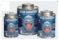 76011 Blue Monster 1/2 Pint Thread Sealant CAT514,76011,038091760114