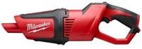 0850-20 Milwaukee M12 12 Volts Vacuum Cleaner