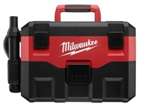 0880-20 Milwaukee M18 18 Volts Vacuum Cleaner CAT532,0880-20,045242150434,088020,MWDV,M18,M18V