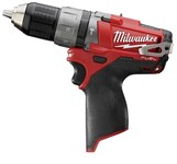 M12 D-w-o Fuel Cordless 1/2 12 Volts Drill Bare Tool 2404-20 Milwaukee CATO532,2404-20,045242268283,